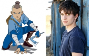 Sokka, as played by (non-Asian) Jackson Rathbone
